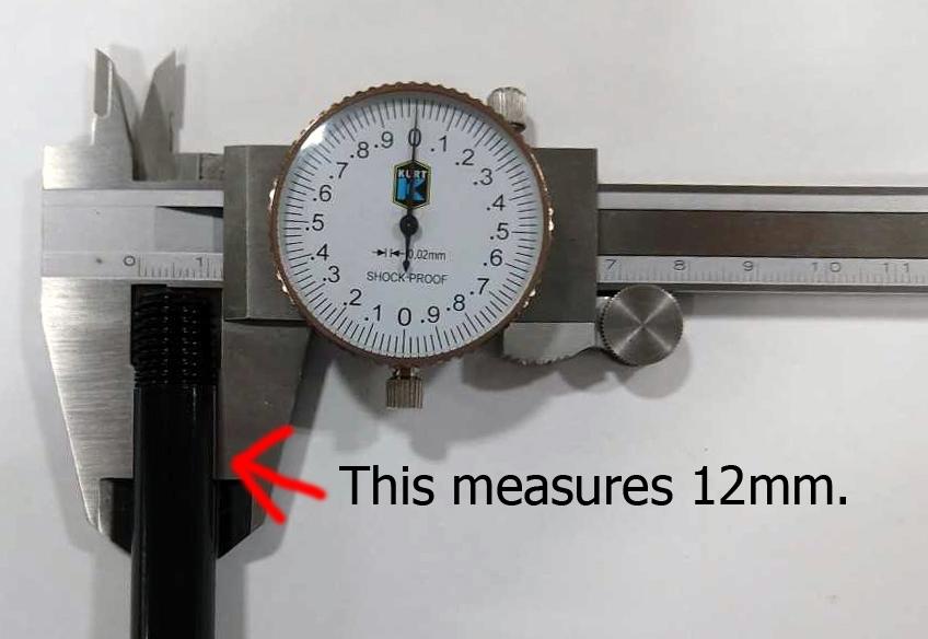 How To Measure Bicycle Thru-Axles - Modern Bike