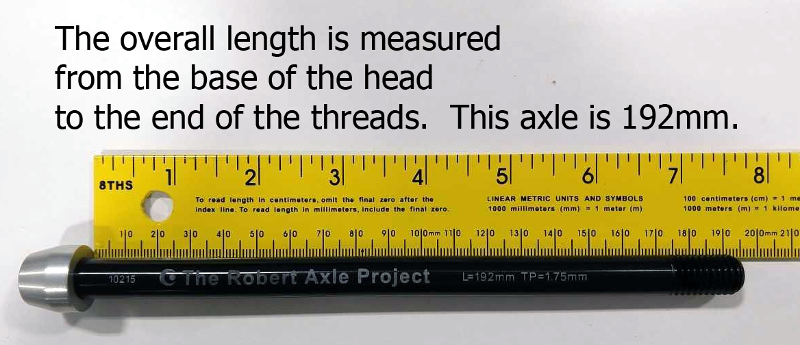 The Overall Length