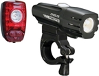 Cygolite Metro 400 and Hotshot USB Rechargeable Headlight and Taillight Set