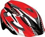Lazer Nut'z Youth Helmet with MIPS:  Race Red One Size