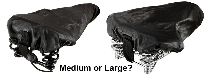 Which Size Brooks Saddle Cover Should I Get?