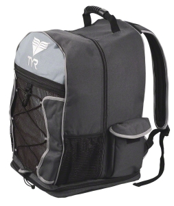 TYR Transition Backpack Black/Charcoal TYR Transition Backpack Black/Charcoal