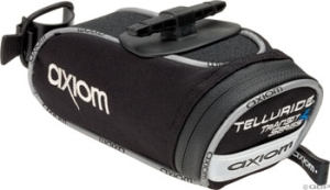Axiom Telluride Quick Release Seat Bag Black Axiom Telluride Quick Release Seat Bag Black