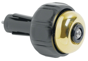 Incredibell Bar End Bells Incredibell Bar End Bell Chrome