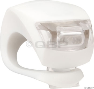 Knog Beetle White LED White Knog Beetle White LED White