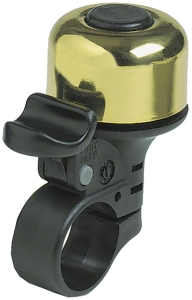 Incredibell Solo Bells Incredibell Brass Solo Gold