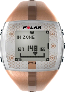 Polar FT4 Women's Bronze Polar FT4 Women's Bronze