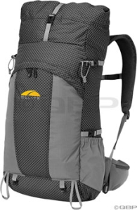 GoLite Peak Backpacks GoLite Peak Backpack Black SM