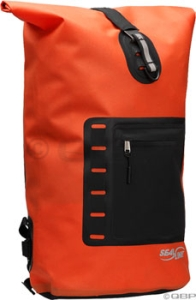 Seal Line Urban Backpack Seal Line Urban Backpack SM Orange