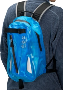 Pacific Outdoor Equipment RKV Backpack Raft Blue Pacific Outdoor Equipment RKV Backpack Raft Blue