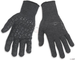 DeFeet Duraglove Wool Men's Gloves Charcoal Defeet Duraglove Wool LG Charcoal