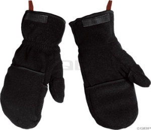 Outdoor Research Meteor Gloves Outdoor Research Meteor Mitts Black LG