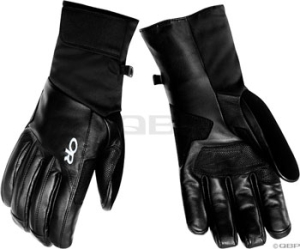 Outdoor Research Crave Gloves Outdoor Research Crave Gloves Black XL