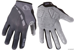 Pearl Izumi 2010 Men's Select Gel Full Finger Gloves Pearl Izumi Men's Select Gel Full Finger Glove Black LG