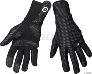 Assos Early Winter Gloves Assos Early Winter Glove Black Md
