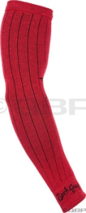 SockGuy Arm Warmers Red SockGuy Arm Warmers Red S/M