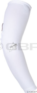 Assos Arm Protectors Arm Warmers Assos Arm Protectors White Size 0