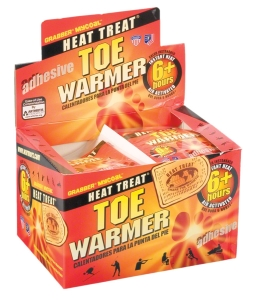 Grabber Toe Warmers 40 Pairs Grabber Toe Warmers 40 Pairs