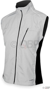 Craft Women's Courier Vest Craft Women's Courier Vest Silver/Black LG