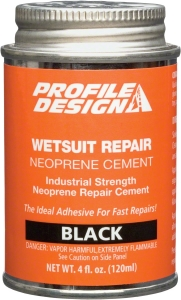 Profile Design Wetsuit 4oz Neoprene Repair Cement Profile Design Wetsuit 4oz Neoprene Repair Cement ORMD