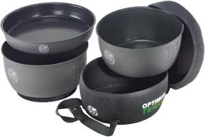 Optimus Terra HE Cook Set 3Piece Optimus Terra HE Cook Set 3Piece