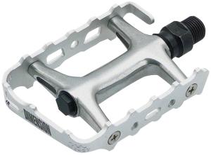 Dimension Pro Mountain Pedal Silver/Silver Dimension Pro Mountain Pedal Silver/Silver