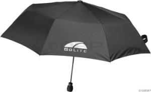 GoLite Collapsible Trek Umbrella Black GoLite Collapsible Trek Umbrella Black