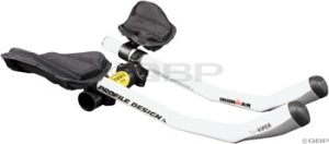 Profile Design T1+ Viper  White Aerobar