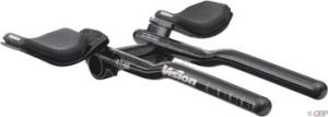 Vision RBend Black TT Clipon Bars Vision 26.0 x RBend Black TT Clipon Bars