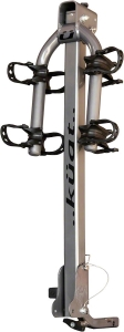 Kuat Beta 2Bike Mast Hitch Rack Black Chrome Kuat Beta 2Bike Mast Hitch Rack Black Chrome