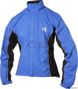 O2 3Flow Jacket with Hood, Royal Blue XXL O2 3Flow Jacket with Hood, Royal Blue XXL