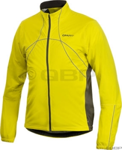 Craft PB Rain Jackets Craft PB Rain Jacket Yellow MD