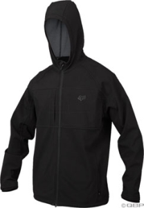 Fox Racing Breakaway Jackets Fox Racing Breakaway Softshell Black LG