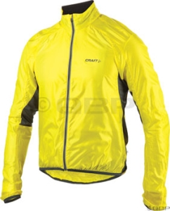 Craft PB Light Men's Jackets Craft PB Light Jacket Yellow Sm