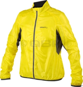 Craft PB Light Women's Jackets Craft PB Light Jacket Women's Yellow Lg