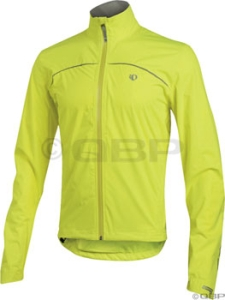 Pearl Izumi Select Barrier WxB Jackets Pearl Izumi Select Barrier WxB Screaming Yellow LG