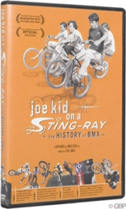 Joe Kid on a StingRay DVD Joe Kid on a StingRay DVD