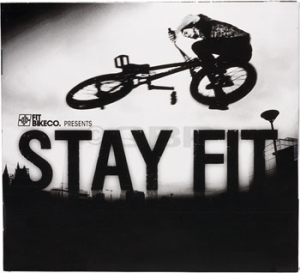Stay Fit BMX DVD Stay Fit BMX DVD