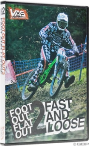 Foot Out Flat Out 2 Fast and Loose DVD Foot Out Flat Out 2 Fast and Loose DVD