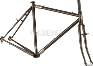 Surly Travelers Check Cyclocross Frame Sets Surly Travelers Check 42cm Brownlow