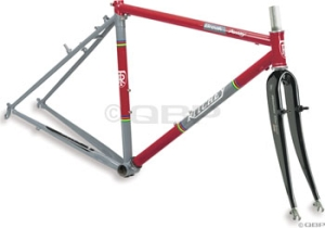 Ritchey Breakaway Cyclocross Frame Sets Ritchey Breakaway Cross 58cm Frame RedGray