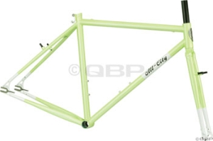 AllCity Nature Boy Cyclocross Frame Sets AllCity Nature Boy SSCX Frameset 46cm