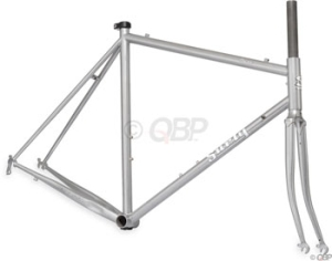 Surly Pacer frameset 62cm Silver Bullet Surly Pacer frameset 62cm Silver Bullet