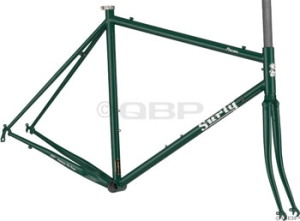 Surly Pacer British Racin' Green Road Frame Sets Surly Pacer Frameset 46cm British Racin Green