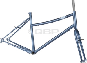 Civia Cycles Midtown Transportation Frame Sets Civia Midtown Frameset Small Blueberry