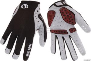 Pearl Izumi 2010 Elite GelVent Full Finger Gloves Pearl Izumi Elite GelVent Full Finger Black MD