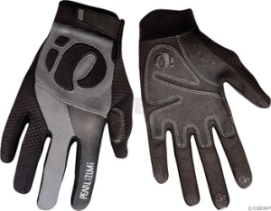 Pearl Izumi Elite MTB Gloves Mens Pearl Izumi Elite MTB Full Finger Glove LG Black