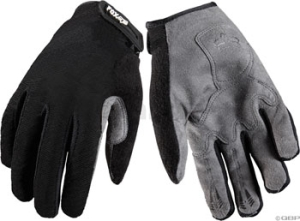 Fox Racing Incline Men's Gloves Black Fox Racing Men's Incline Glove Black LG
