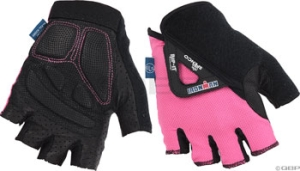 Spenco Ironman T.2 Elite Gloves Pink/Black Spenco Ironman T.2 Elite Women's LG Pink/Black