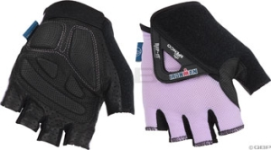 Spenco Ironman T.2 Elite Gloves Lilac/Black Spenco Ironman T.2 Elite Women's LG Lilac/Black
